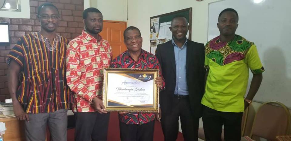 Arts and Tourism Writers Association of Ghana