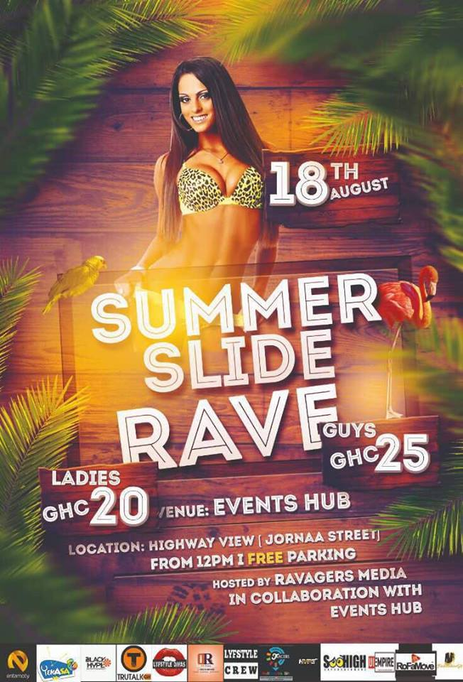 Summer Slide Rave