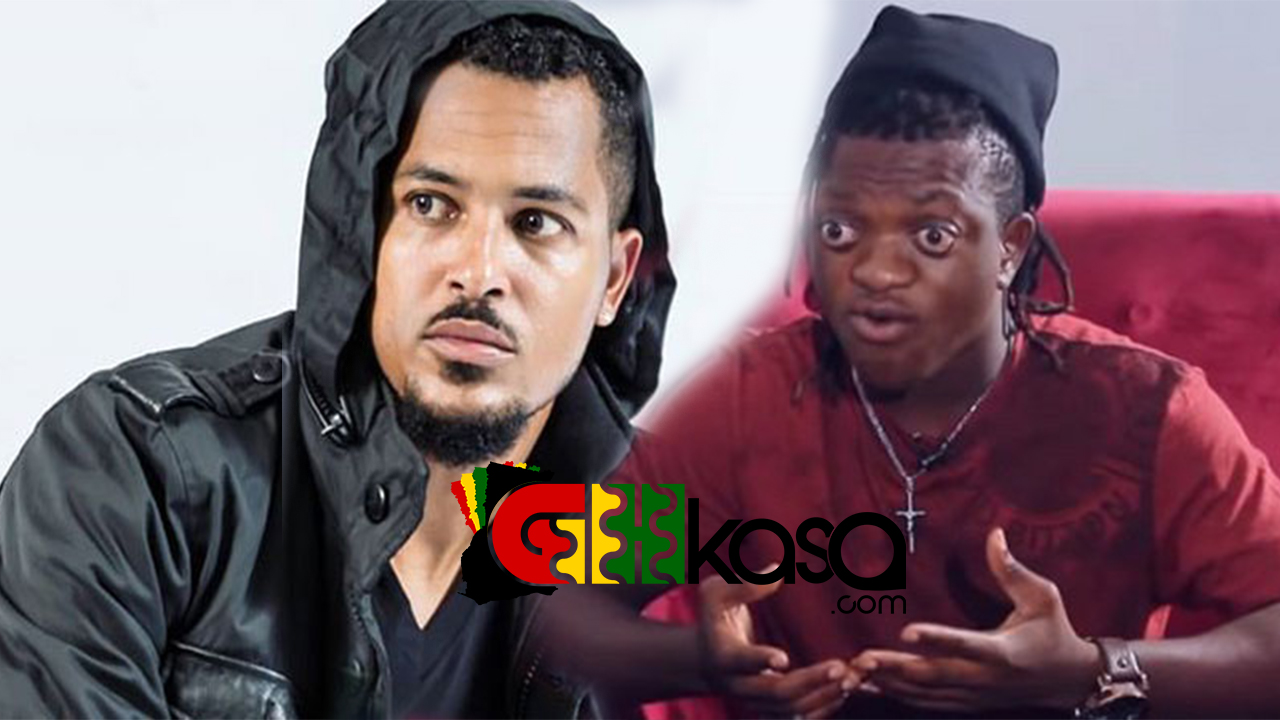 Van Vicker replies Sunsum over his disrespect comment