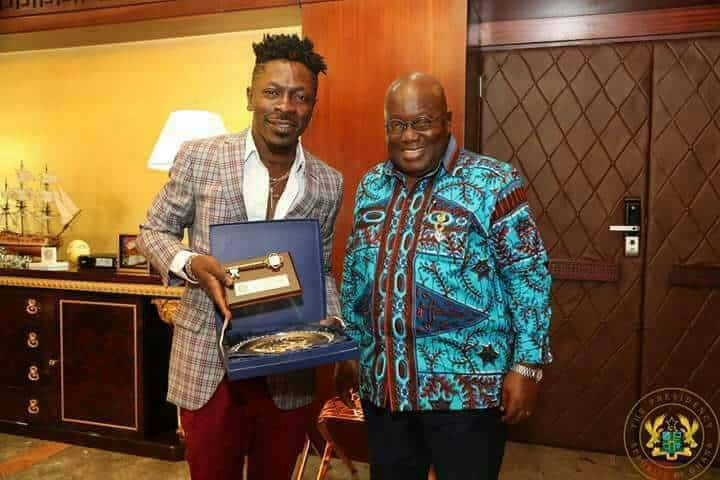 Shatta Wale, MenzGold, invested