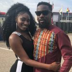 Wendy Shay and Sarkodie