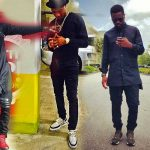 Wizkid's Slippers And How Glo Used It Lafftafest To Mock Top Ghanaian Artistes