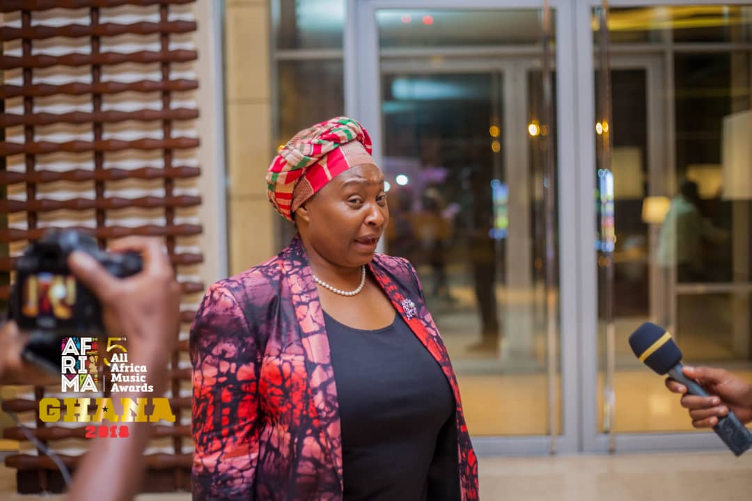 """Becca and Eshun are the kind of artist I work with"" – Musician Yvonne Chaka Chaka"