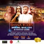 Ghana Rocks By Charterhouse