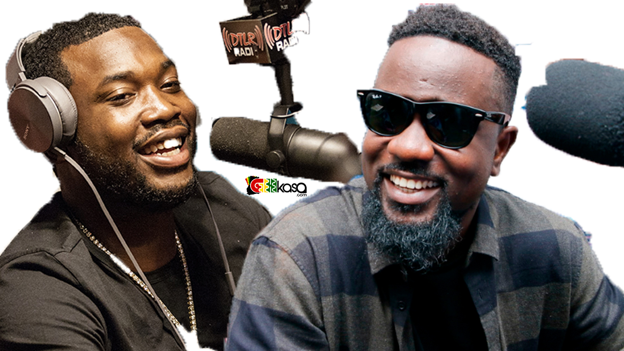 I would flame my collaboration with Sarkodie – Meek Mill