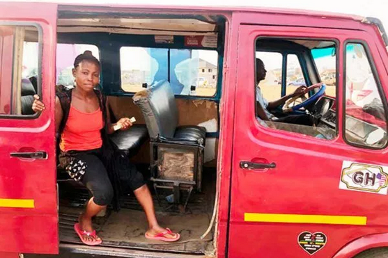 Husband, Wife, Husband and Wife, Trotro