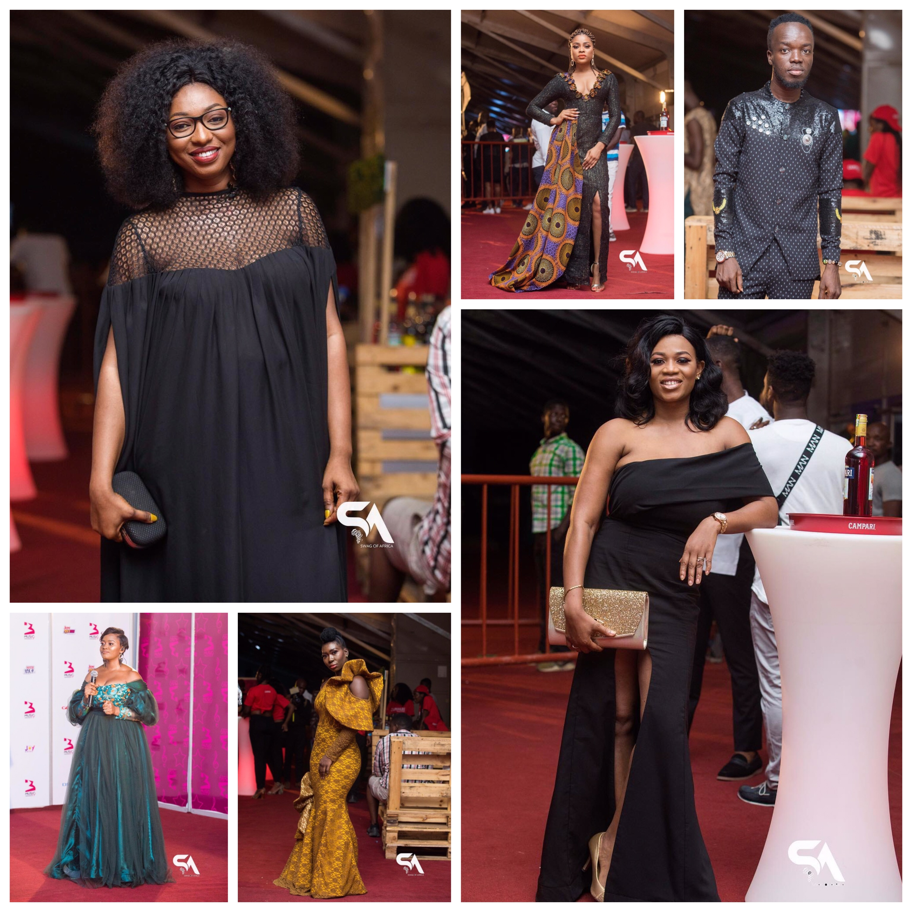 Photos: Hit or Miss, who wore the best dress on the 3 Music Awards red carpet?