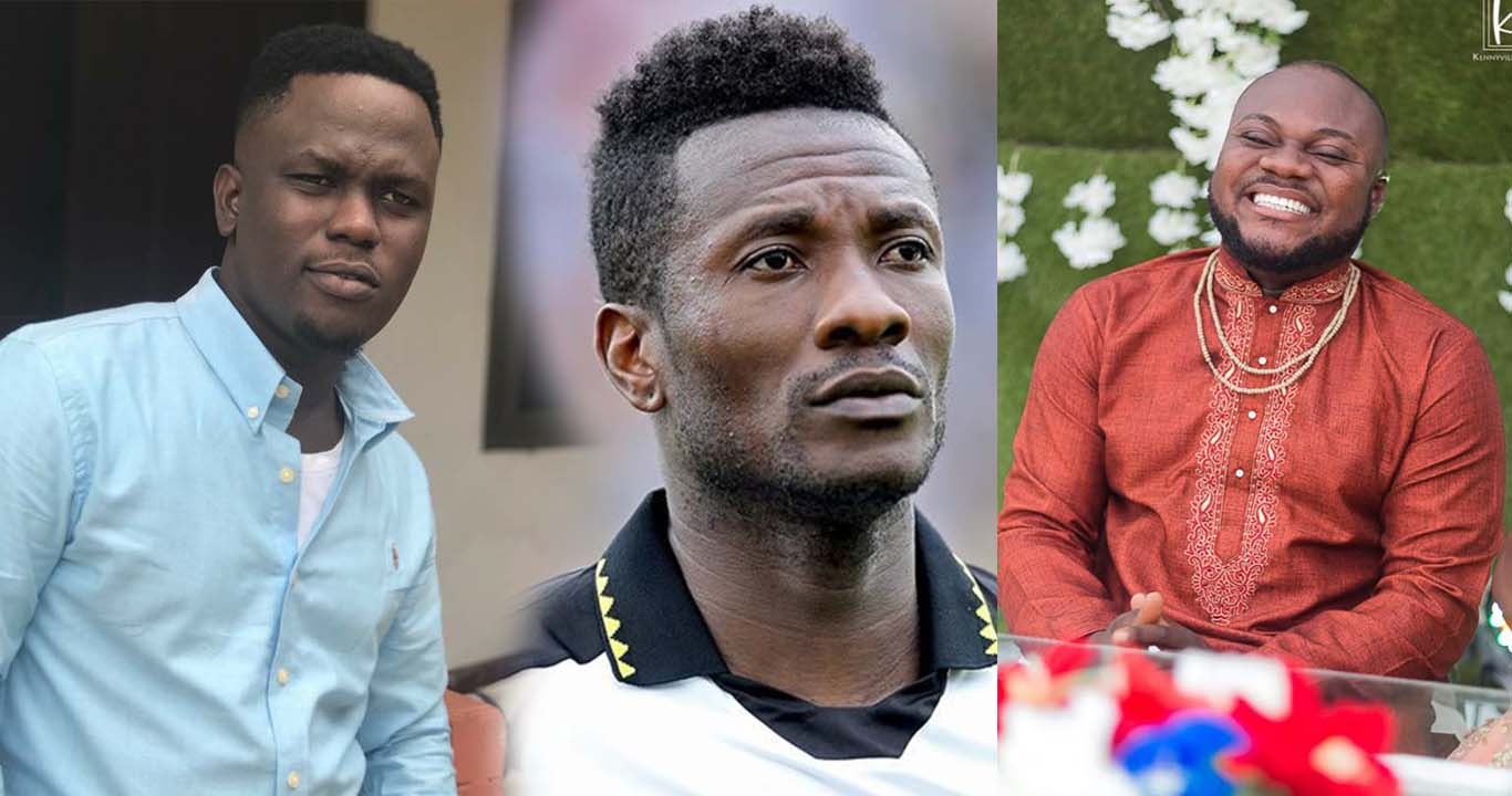 Bloggers win court case against Asamoah Gyan