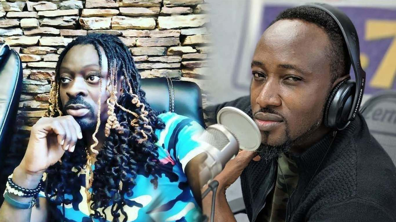 Praye Tintin, George Quaye