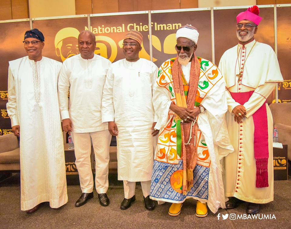 National Chief Imam, 100th birthday celebration
