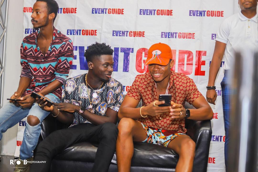 Kuami Eugene, Event Guide Magazine