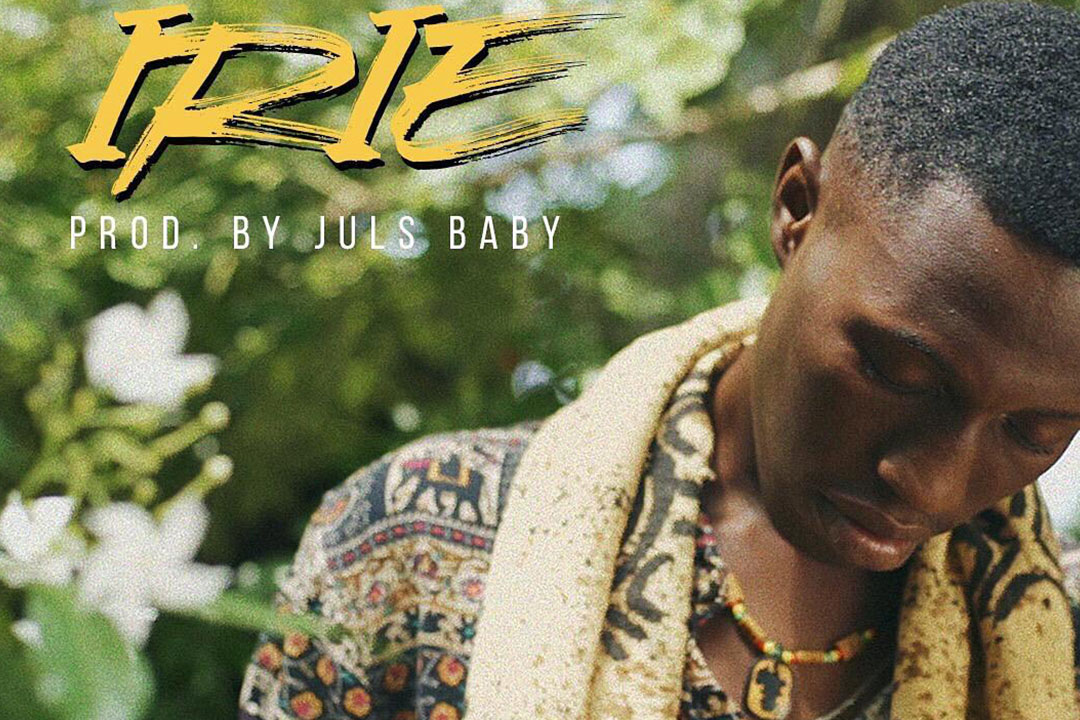 Download: J Derobie – Irie (Prod. By Juls Baby) mp3