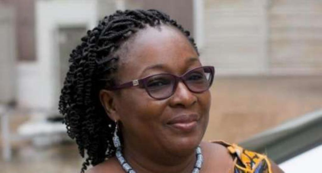 Amy Appiah Frimpong, Mrs Amy Appiah Frimpong, National Theatre