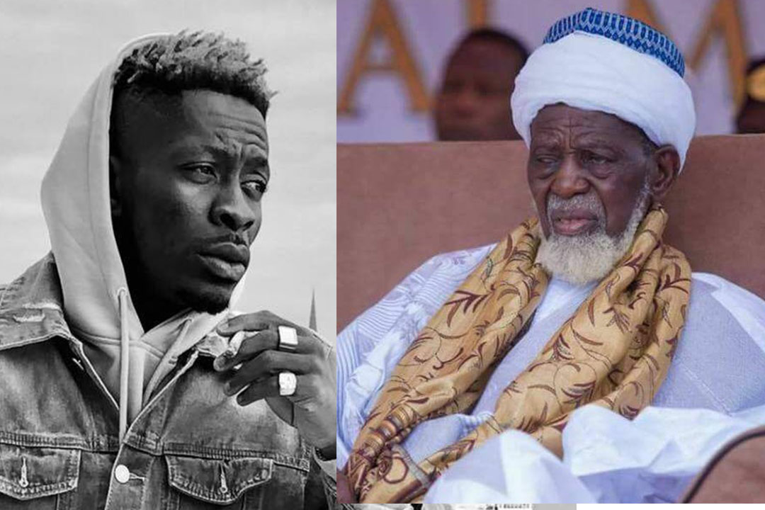 Shatta Wale, Chief Imam