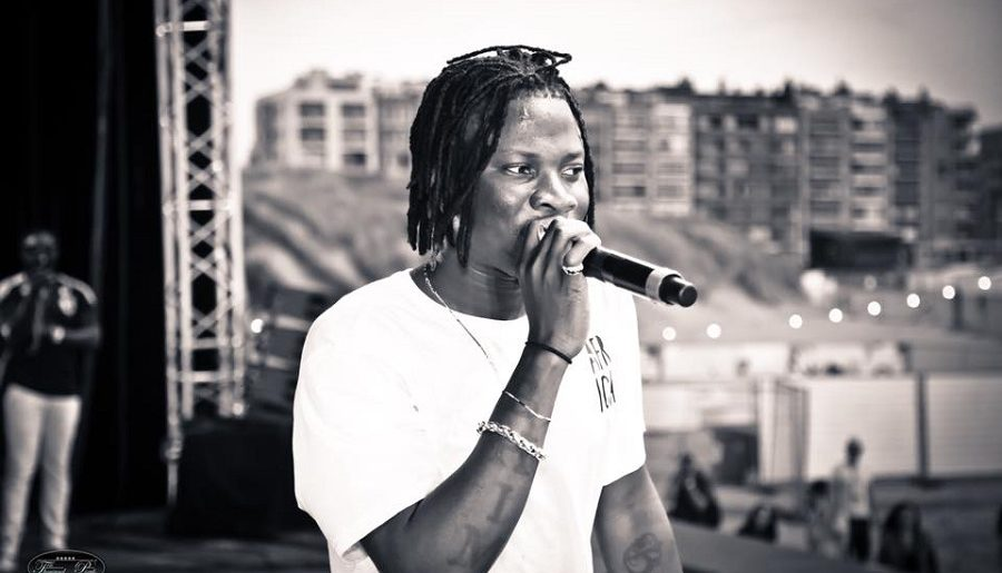 Stonebwoy to headline Otumfour Osei Tutu's 20th Anniversary concert on April 26