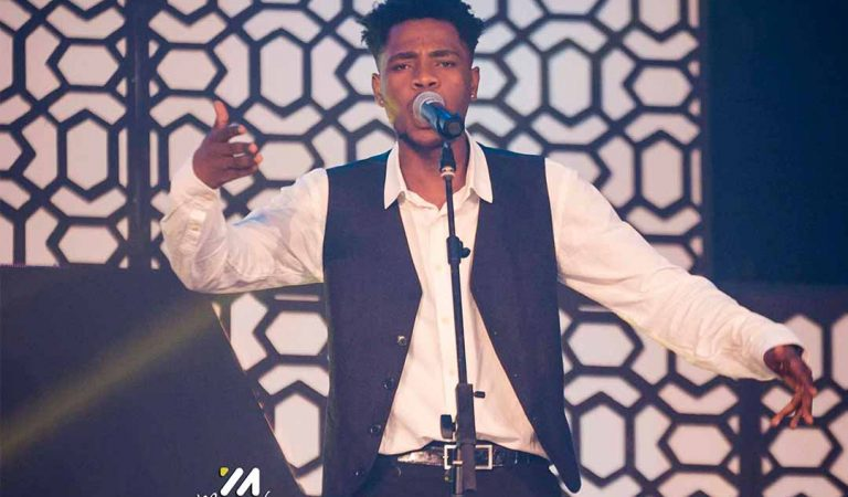 Video: FreQuency delivers amazingly on VGMA stage with Sarkodie