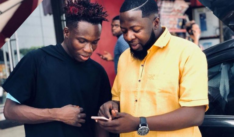 Guru hits on VGMA for not acknowledging him for 10yrs now