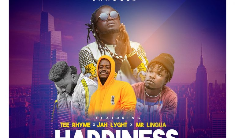 RootiKal Swagger – Happiness (Feat. Tee Rhyme x Jah Lyght x Mr.Linguai)