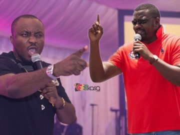 John Dumelo, DKB, University Of Ghana