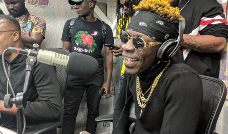 Shatta reveals he will go into construction if he doesn't win an award at VGMA19